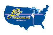 Lotz Trucking Logo